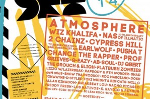 2014 Soundset Festival Lineup Announced (Photo)