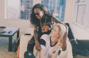 Angel Haze Talks Romance With Ireland Baldwin