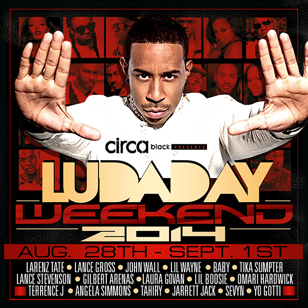 DTP Records & Ludacris Are Set To Takeover Atlanta With The 2014 LudaDayWeekend