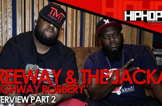Freeway & The Jacka Talk Endeavors Outside Of Music, Advice For Young Artists, And More (Video)