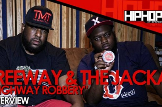 Freeway & The Jacka Talk 'Highway Robbery' LP, Touring & More With HHS1987 (Video)