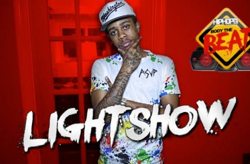 HHS1987 Presents Body The Beat: Lightshow (Video)