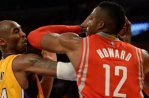 No Love: Kobe Bryant and Dwight Howard Have Altercation During Season Opener (Video)