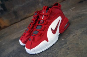 """Nike Air Max Penny """"University Red"""" (Photos)"""