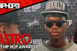 "Brian ""Astro"" Bradley Goes Hollywood At The BET Hip Hop Awards With HHS1987 (Video)"