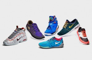 Nike 2014 Doernbecher Freestyle Collection (Air Jordan 8, Nike Air Max Thea, Nike Air Max Penny, Nike SB Stefan Janoski Max, Nike Free 5.0) (Photos)