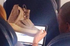 "Look What We Have Here: Photos Of Kanye West x Adidas Upcoming Sneaker ""Yeezi"" Have Finally Leaked"