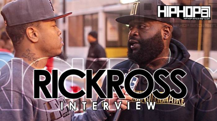 Rick Ross Defines 'Hood Billionaire', Talks His New Movie, 'Self Made Vol. 4' & Takes 2 Kids On A Ride They Will Never Forget With HHS1987