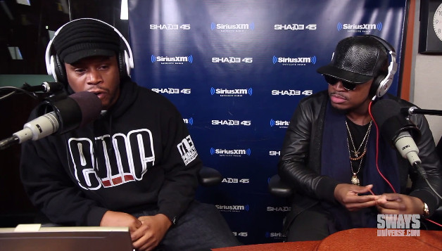 Ne-Yo Talks Forthcoming LP 'Non-Fiction' & Freestyles On Sway In The Morning!