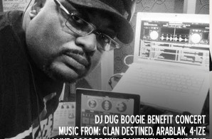 DJ Dug Boogie Benefits Concert (Hosted by Fort Knox) (Dec. 23rd)
