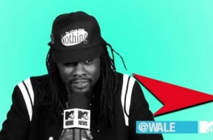 Wale Sits Down With MTV (Video)
