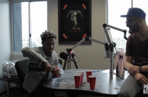 Vic Mensa's First Interview Post-RocNation Signing w/ POWER 106 (Video)