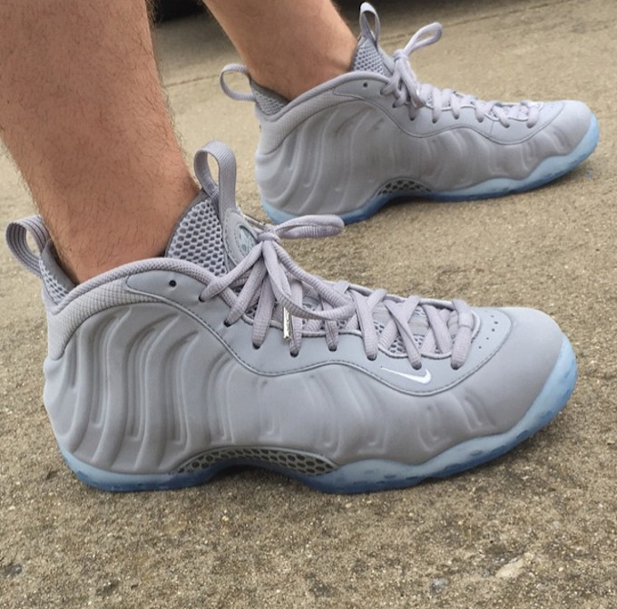 """best authentic dc42a 423c3 Nike Air Foamposite One """"Wolf Grey"""" (Photos & Release Info ..."""
