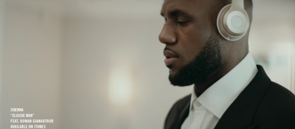 "1d8e57358db3 LeBron James Is A ""Classic Man"" In His New Beats By Dre Commercial ..."
