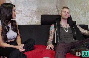"""MGK Talks Relationship With Amber Rose On Jen DeLeon's """"Life Lessons"""" Series (Video)"""
