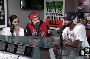 Joe Budden Clears The Air On Meek Mill & Nicki Minaj Comments, Tahiry & Talks New Single with Hot 97 (Video)
