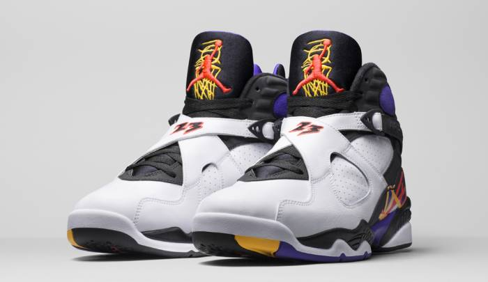 "Air Jordan 8 ""Three Peat"" (Photos & Release Info)"