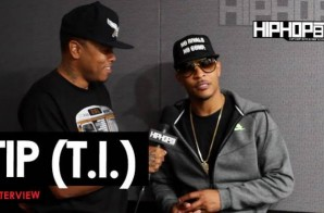 "T.I. Talks 'Da Nic', His Upcoming Album 'The Dime Trap', His New Film ""Sleepless Nights"" & More With HHS1987 (Video)"
