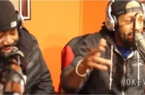 Redman & Lord Finesse – Toca Tuesdays Freestyle