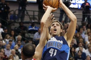 Game, Dallas: Mavs Star Dirk Nowitzki Pours in 31 Points vs. the Los Angeles Clippers (Video)
