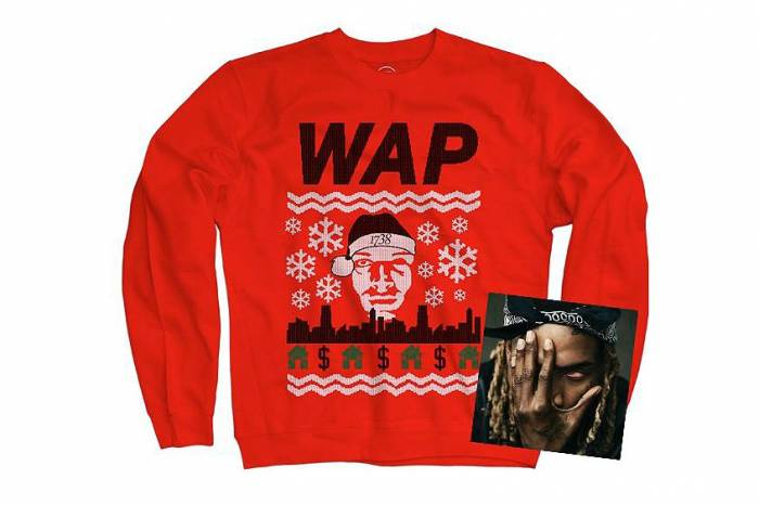 Get Your Holiday Fit Right With Fetty Wap's Ugly Christmas Sweater ...
