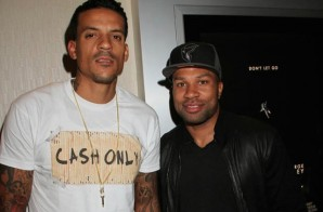 It's Still On Sight: Matt Barnes Claims He Will Cross Paths With Derek Fisher Again Once He Retires