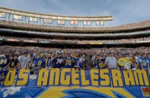 California Love: The Rams Are Headed To Los Angeles, The Chargers Have The Option To Move; The Raiders Are Staying In Oakland