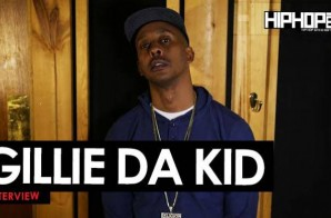 Gillie Da Kid Talks 'Welcome To Gilladelphia', Possible Major Figgas Projects, New Music Featuring Boosie Badass & More With HHS1987 (Video)