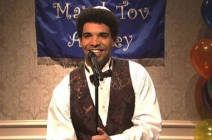 Drake Performs Some Hits At A Bar Mitzvah In New York City! (Video)