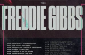 Freddie Gibbs Announces 'Shawdow Of A Doubt' Tour Dates