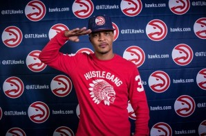 T.I. Will Performs Twice at the Sprite Concert Series As the Hawks Face the Cavaliers on April 1st
