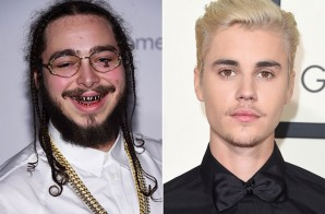 "Post Malone To Open For Justin Bieber's ""Purpose World Tour"""