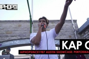 """Kap G Performs """"Fuck It Up"""" & """"Girlfriend"""" At The 2016 Austin HHS1987 Showcase (Video)"""