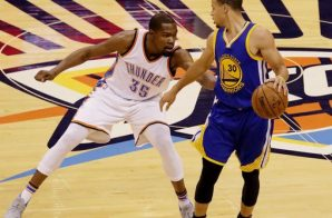 Coming Of Age: Russell Westbrook & Kevin Durant Are One Win Away From The 2016 NBA Finals After A Game 4 Blowout Victory Against The Warriors (Video)