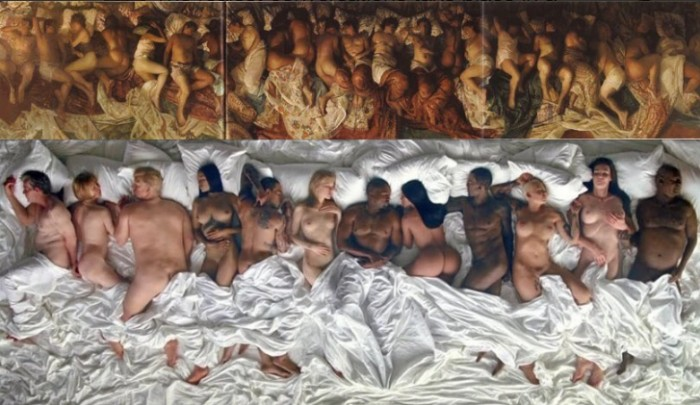 simply amazing kanye west channels his inner vincent disiderios for