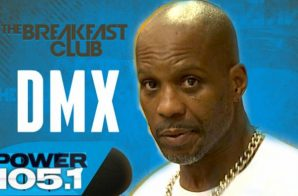 """DMX Talks Squashing Drake Beef & More W/ The Breakfast Club (Video) + New Song """"Blood Red"""""""