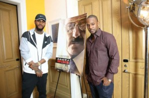 Cam'ron & Dave East Host A Private Screening of 'The Infiltrator' In New York (Photos)