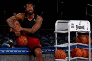 Grand Opening,Grand Closing: Amar'e Stoudemire Signs a One-Day Deal & Announces His Retirement with the New York Knicks