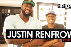 Justin Renfrow of The Buffalo Bills HipHopSince1987 Interview