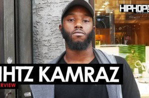 "Lihtz Kamraz Talks Acting on ""Empire"" & Working with Terrence Howard, New Music, & More with HHS1987"