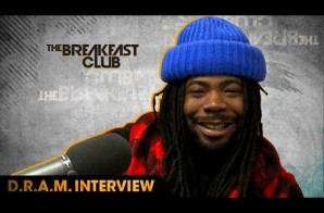 """D.R.A.M. Talks How He Got His Start, New Album, """"Broccoli"""" Being #1 & More On The Breakfast Club (Video)"""