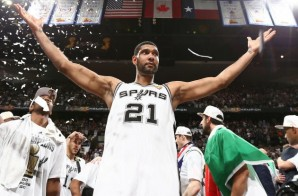 Honoring The Big Fundamental: The San Antonio Spurs Are Set to Retire Tim Duncan's Jersey on December 18th