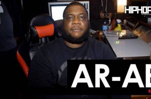 AR-AB Talks About the Importance of Being Able to Rap, His Grind, Quality Videos & Much More