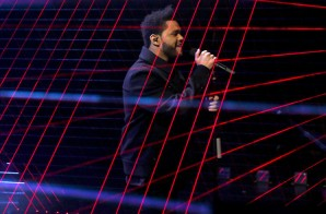 """Watch The Weeknd Perform """"Starboy"""" On The Ellen Show (Video)"""