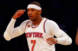 Knicks Tape: Carmelo Anthony's 35 Points Leads New York Past The Pacers (Video)
