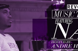 """Nas Shares His Five Favorite Modern Rappers In Revolt's """"Music Talks"""" Series"""