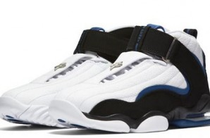 The Nike Air Penny 4 OG 'Orlando Magic' Hit Stores In Early 2017