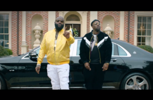 Smoke DZA x Pete Rock – Black Superhero Car Ft. Rick Ross (Video)