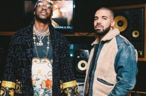 Photos of Drake, Jay Z, Rick Ross & 2 Chainz In The Studio Surface!