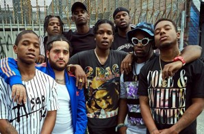 A$AP Rocky Announces 2nd Annual YAMS Day Concert!